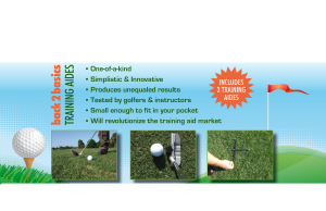 Ad for T2GREENS