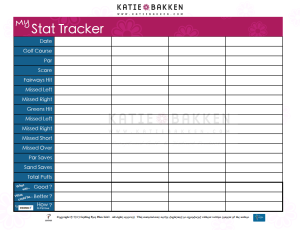 My Stat Tracker - page 2